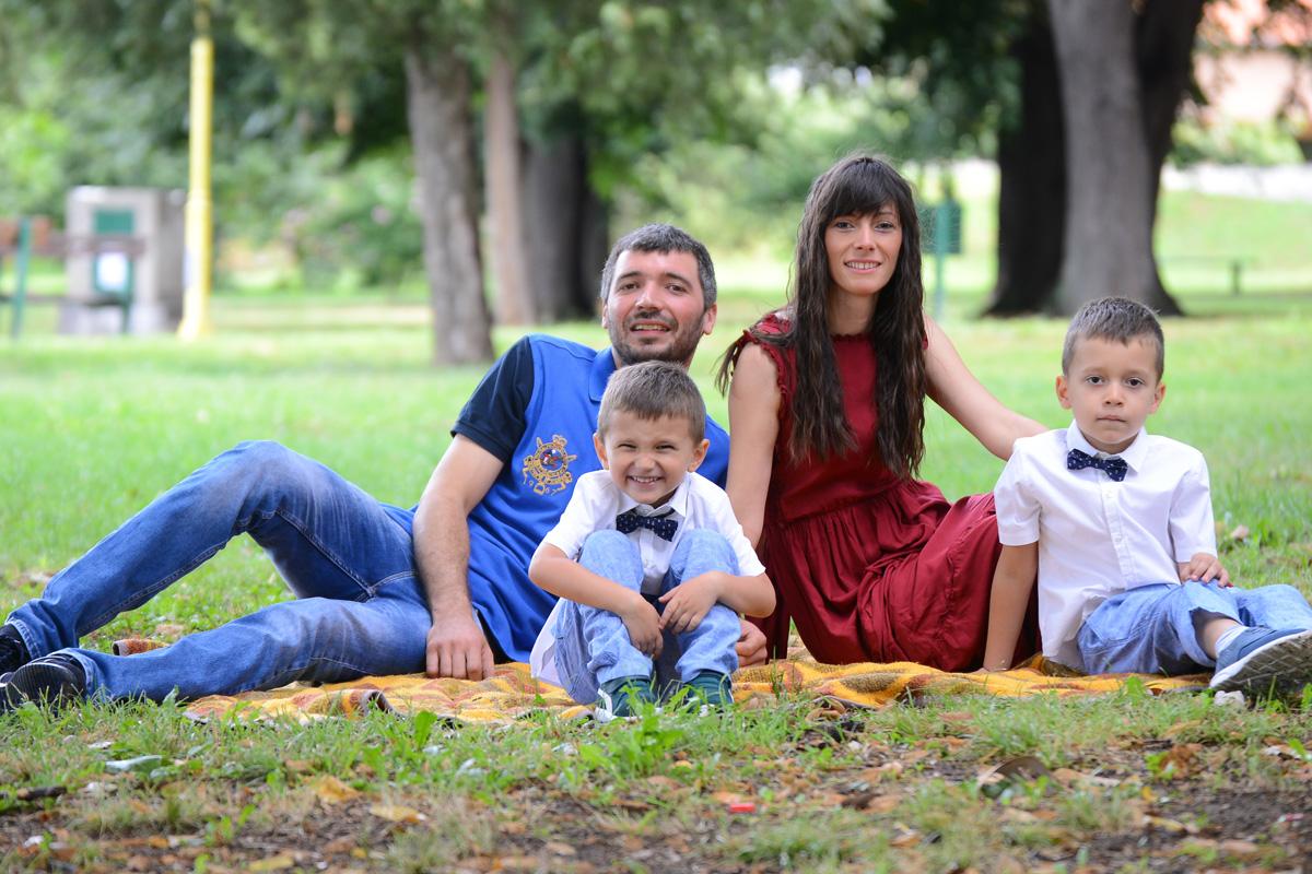 Fotografisanje porodica