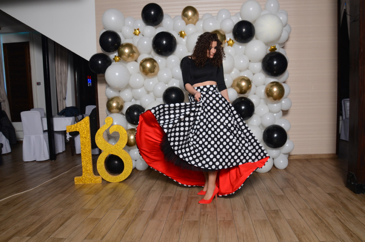 Fotografisanje 18. rodjendana